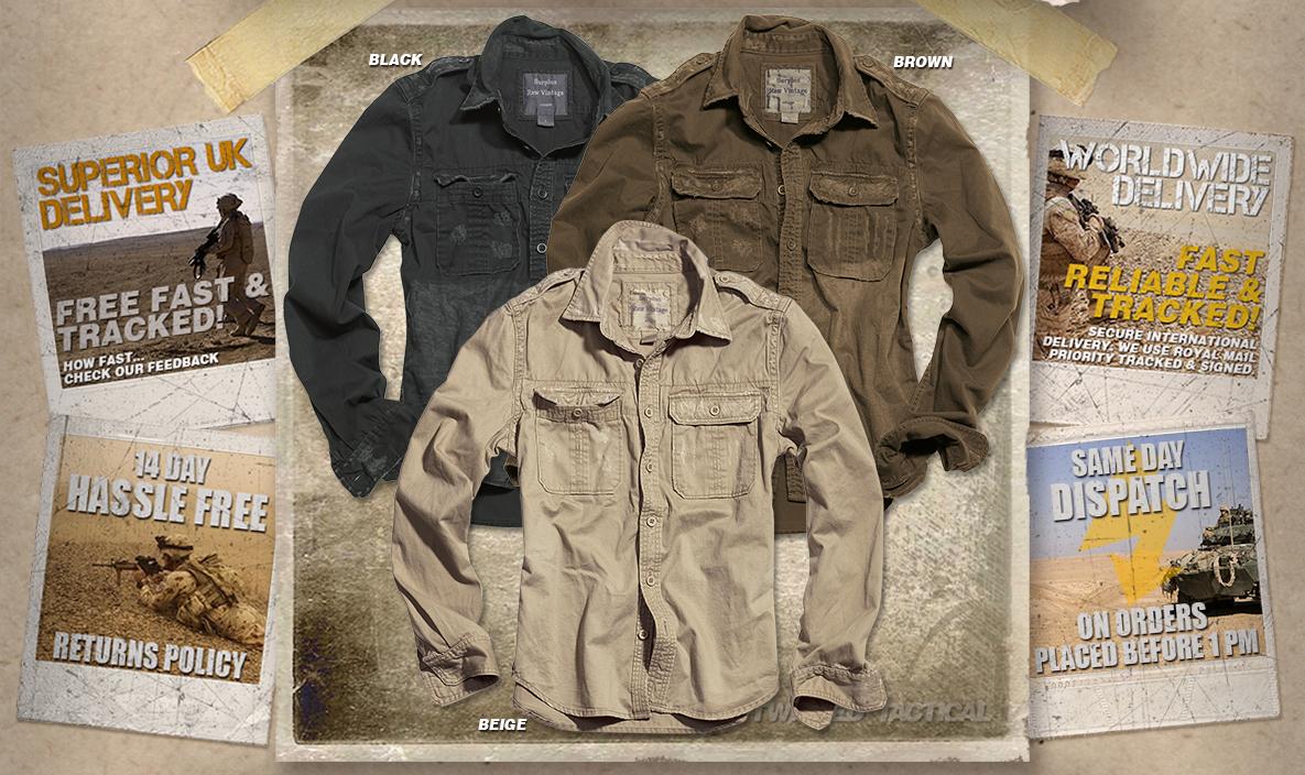 Vintage Military Surplus 3